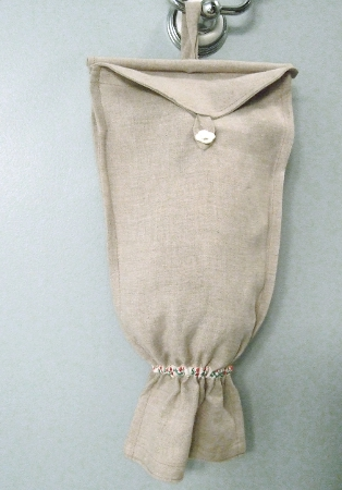 The Ballard-inspired Linen Bag Holder