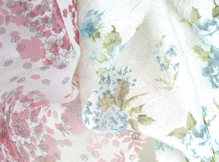 Closeup of Fabric